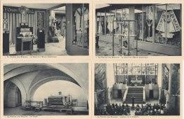 """¤¤  -   Lot De 5 Cartes Et 1 Enveloppe Des """" Oeuvre Apostolique """"  -  Pavillons Des Missions  -  ¤¤ - Christentum"""