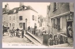 AUXERRE . Rue De L'Yonne . - Auxerre