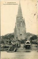 CPA 17 LA ROCHELLE TOURS DES QUATRE SERGENTS 1907 - La Rochelle