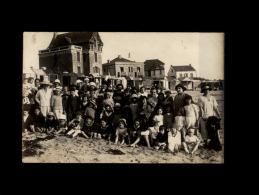 44 - LE CROISIC - Carte Photo - Plage De Port-Lin - Le Croisic