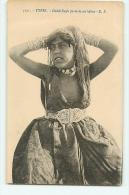 Types : OULED NAYLS Parée De Ses Bijoux. 2 Scans. Edition E S - Women
