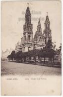 BUENOS AIRES Vintage Postcard~IGLESIA Y COLEGIO SANTA FELICITAS~ARGENTINA C1900s [3966] - Argentinien