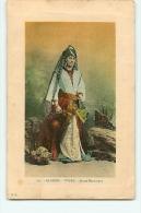 Algérie : Types, Jeune Mauresque. 2 Scans. Edition B B - Women