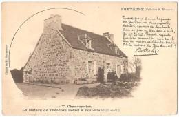 Dépt 22 - PENVÉNAN - Ti Chansonniou - La Maison De Théodore Botrel à Port-Blanc - Penvénan