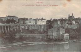 81 - Rabastens - Bords Du Tarn Et Vue Générale - Rabastens