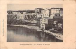 81 - Rabastens - Vue Du Pont Du Moulin - Rabastens
