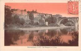 81 - Rabastens - Les Remparts Et Le Pont - Rabastens