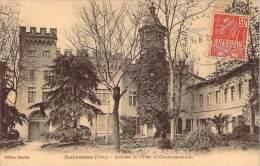 81 - Rabastens - Intérieur De L'Hôtel De Combettes-du-Luc - Rabastens