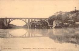 81 - Rabastens - Le Nouveau Pont Côté Nord - Rabastens