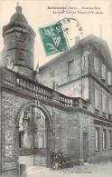 81 - Rabastens - Hôtel-de-Ville, Ancienne Tour Du Prieuré XVe Siècle - Rabastens
