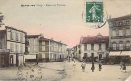 81 - Rabastens - Avenue De Toulouse - Rabastens