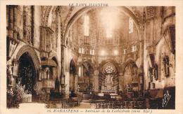 81 - Rabastens - Intérieur De La Cathédrale - Rabastens