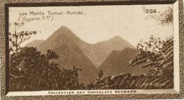 Les Monts Tumuc Humac No 294 Cliché Harlingue Ce N Est Pas Une CPA - Suchard