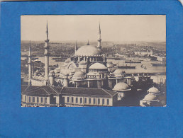 CPA - CONSTANTINOPLE - Mosquée Suleymanie - Turchia