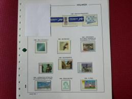 HOLANDA 1998 - THE NEDERLANDS - ALMOST COMPLETE YEAR Y EN HOJAS FILABO (SEE PHOTOS) - Años Completos