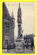 * Herentals (Antwerpen - Anvers - Antwerp) * (SBP, Nr 2) Monument Du Boerenkrijg, Statue, Standbeeld, TOP CPA, Rare, Old - Herentals