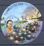 TONGA  Pearls ** MNH : (zie Scan) - Tonga (1970-...)