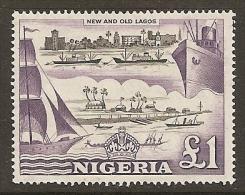 NIGERIA 1953 - Yvert #87 - MNH ** - Nigeria (...-1960)