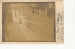 Carte Photo RP Liege Inondations Rue Pont D' Arroy Photo Goossens Rue Louvrex 4 - Liege