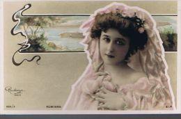 Robinne , Actrice 1900 , Photo Reutlinger - Theatre