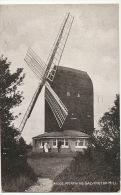 Worthing 46303 Salvington Mill Windmill, Moulin A Vent  Edit Sepiatone - Worthing