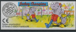 Ü Eier -  BPZ -  Hockey Champions - Notices