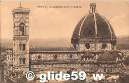 FIRENZE - La Cattedrale Di Or. S. Michele - Firenze