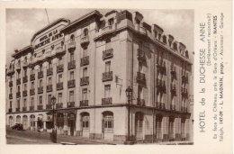 44. Nantes. Hotel De La Duchesse Anne - Nantes