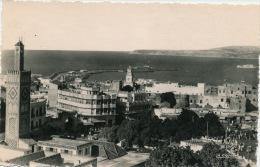 AFRIQUE - MAROC - TANGER - Vue Vers Le Grand Socco Et Le Port - Tanger