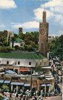 AFRIQUE - MAROC - TANGER - Le Grand Socco Et La Mosquée - Tanger