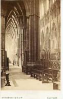 PHOTOGRAPHIE CDV 1869 :  LONDON WESTMINSTER ABBAY ENGLAND LONDRES PHOTOGRAPHER PHOTOGRAPHIC COMPANY - Photographs