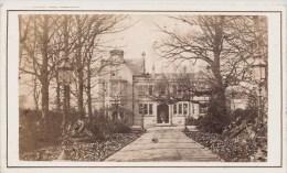 PHOTOGRAPHIE CDV 1870 :  W.G. MILL PHOTOGRAPHER IVY HOUSE HERRIES STREET HARROW ROAD ENGLAND - Photographs