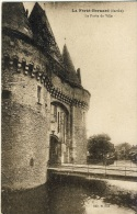 CP, 72, La Ferté Bernard, La Porte De Ville, Vierge - La Ferte Bernard