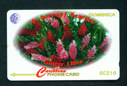 DOMINICA - GPT Magnetic Phonecard As Scan - Dominica