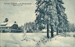KURHAUS ZUFLUCHT BAD SCHWARZWALD 990m - Deutschland