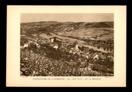 """LUXEMBOURG - Le """"Bon Pays"""" Et La Moselle - WORMELDANGE - Vieux Papiers"""