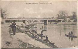BRY-SUR-MARNE - La Marne Et Le Pont - Bry Sur Marne