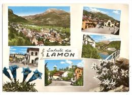 ITALIA Saluti Da LAMON - Belluno
