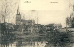 Lembecq - Vue Générale -1903  ( Verso Zien ) - Halle