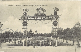 COURTRAI - L' Entrée Du Boulevard De Smet-De Naeyer - Volkspark - Later Astridpark - Kortrijk