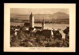 AUTRICHE - Planche - STEIN Et Le Danube - Vieux Papiers