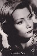 """¤¤  -  196  -   L´ Actrice """"  Michèle ALFA  """"  Du Studio Harcourt    -  ¤¤ - Entertainers"""