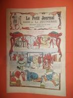 """BD """" Le Petit Journal Illustré De La Jeunesse"""" N°306 Du 21/08/1910 -  Les Diables Rouges - Autre Magazines"""