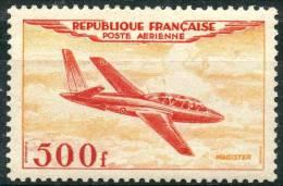 France PA (1954) N 32 * (charniere) - Poste Aérienne
