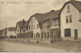 Huizingen - Chaussée D'Alsemberg ( Verso Zien ) - Beersel