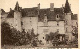 CPA 24 CHÂTEAU L EVEQUE LE CHÂTEAU MONUMENT HISTORIQUE DES XIV ET XV SIECLES - France
