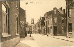 Bilzen- Kloosterstraat - 1939  ( Verso Zien ) - Bilzen