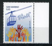 2012 - SAINT-MARIN - SAN MARINO - Europa- Visit - MNH - (**) -  New Mint - 2012