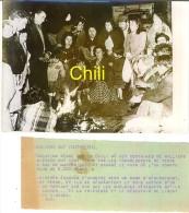 Photo Argentique De Pressse 18 X 13 Cm Tremblement De Terre Au Chili 1960 - Plaatsen