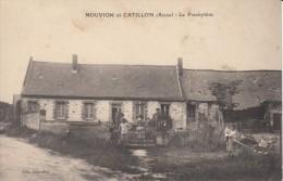 CP02- Nouvion Catillon Le Presbytere - France